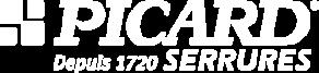 Logo Picard serrurerie Mertens